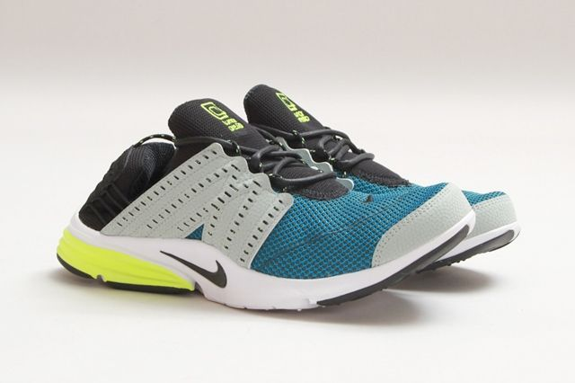 Nike Lunar Presto Sea Spray Vivid Blue 2