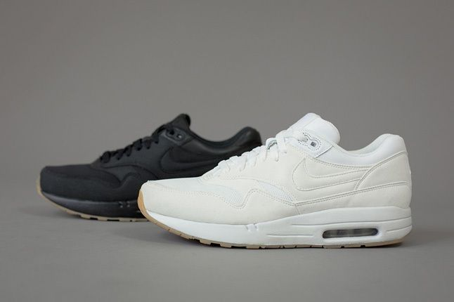 A P C X Nike Spring 2013 Collection Black And White 1