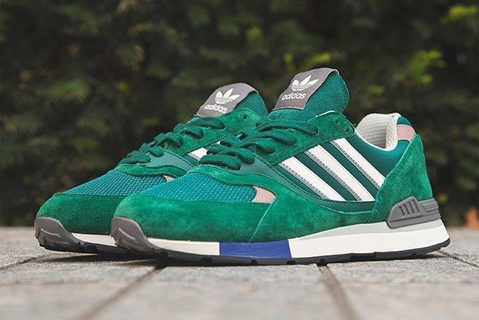 Adidas Originals Quesence Green 3