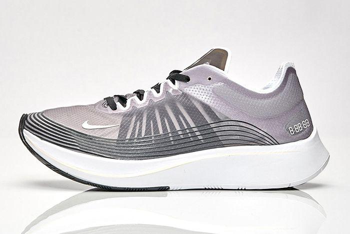 Nike Zoom Fly Blackwhite 2
