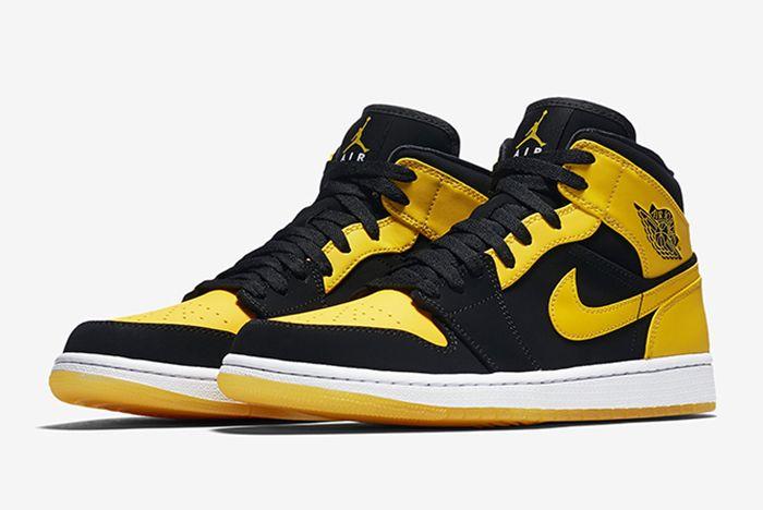 The Air Jordan 1 Mid New Love Finally Hits Retailers3