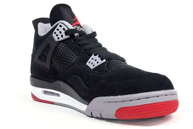 Air Jordan 4 Bred 2013 1