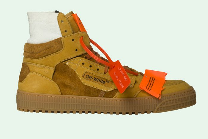Off White Off Court Camel