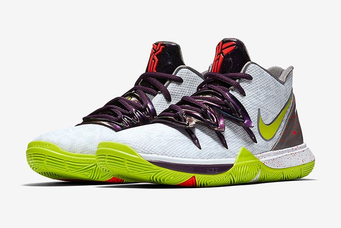 Nike Kyrie 5 Mamba Mentality Ao2918 102 Release Date Pair