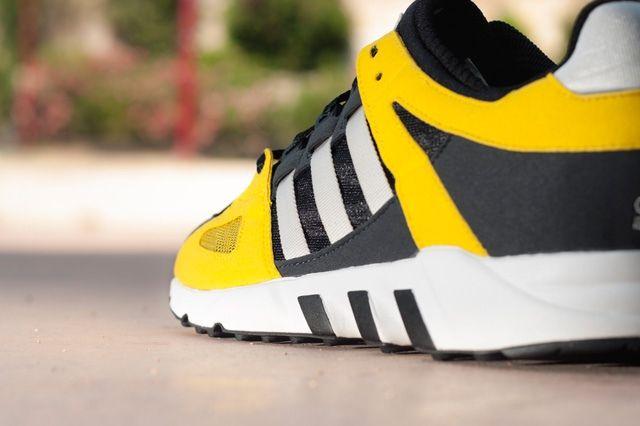 Adidas Eqt Running Guidance 93 Chalk Sun 3