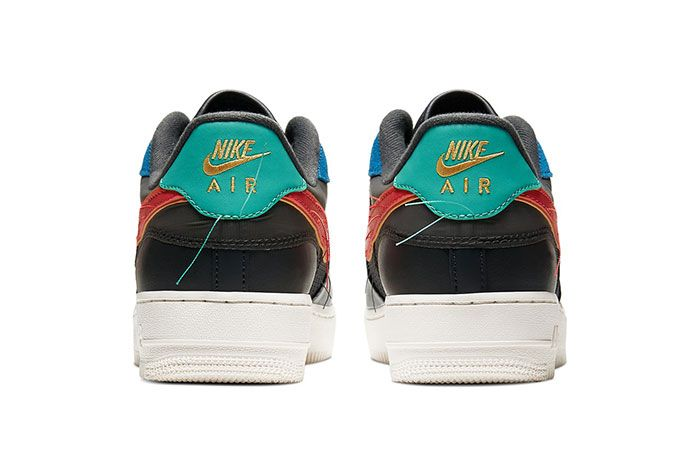 Nike Converse Air Force 1 Air Max 95 All Star Pro Leather Unveil Official Shots14