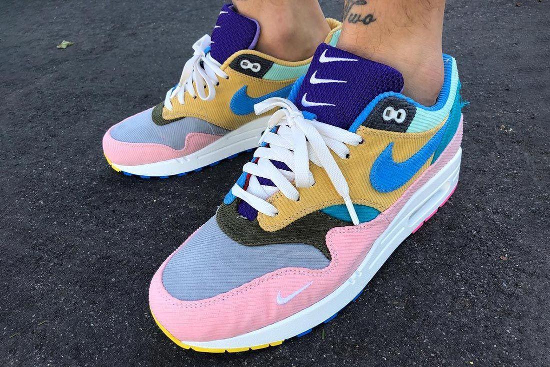 Sean Wotherspoon Corduroy Nike Air Max 1