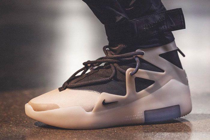Nike Air Fear Of God 1 Left