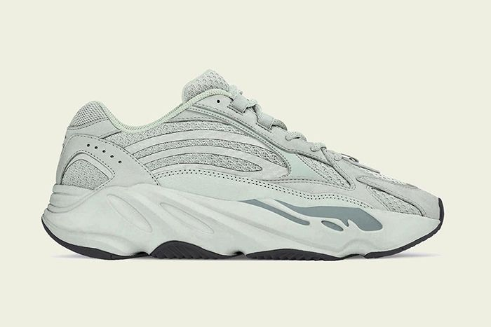 Adidas Yeezy Boost 700 V2 Hospital Blue Leak First Look Release Date Lateral
