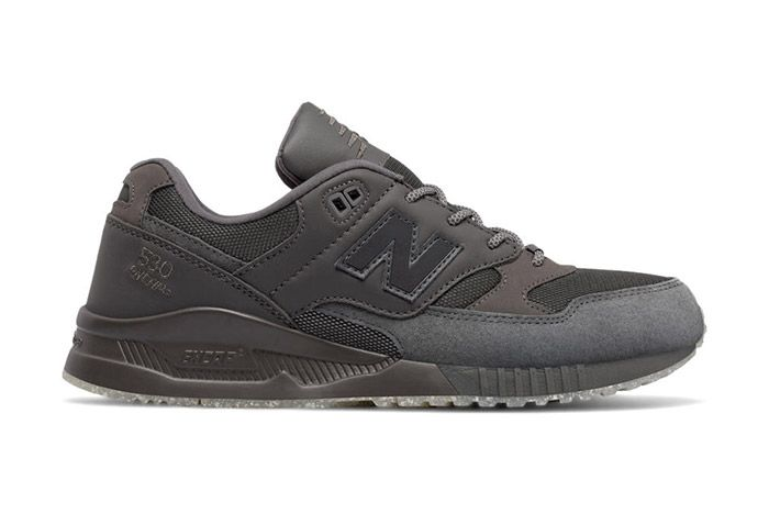 New Balance 530 Grey Reflective 3