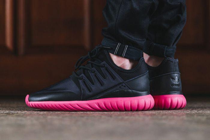 Adidas Tubular Radial Eqt Pink