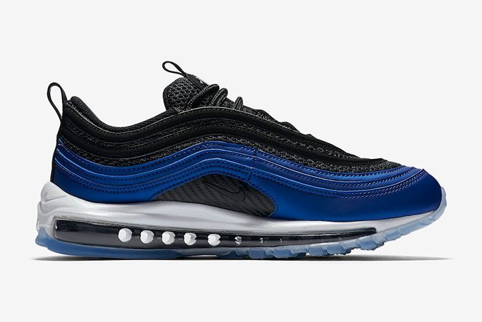 Nike Air Max 97 Foamposite Game Royal Ci5011 400 Release Date 2 Side