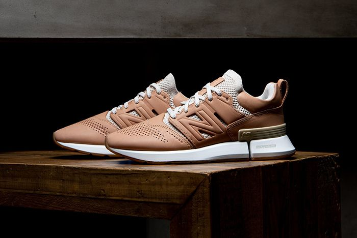 New Balance Rc 1 Tan White 1