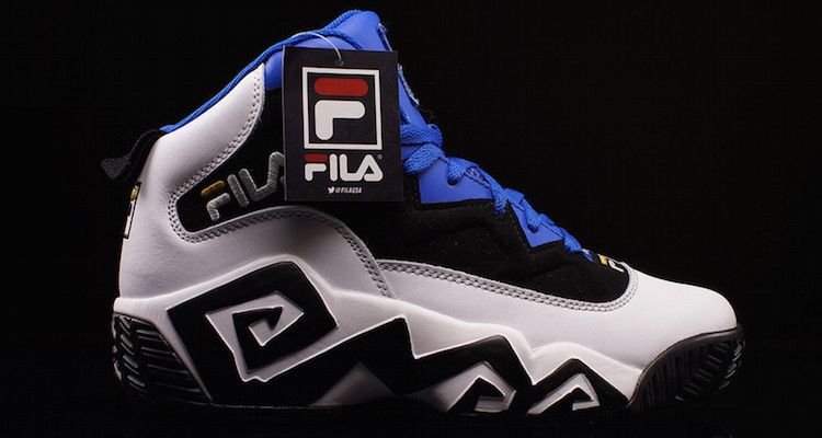 The Fila Mashburn Whiteroyal Black Is Available Now 1 750X400