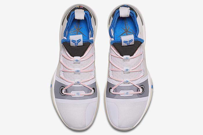 Nike Kobe Ad Light Pink Royal Blue 2