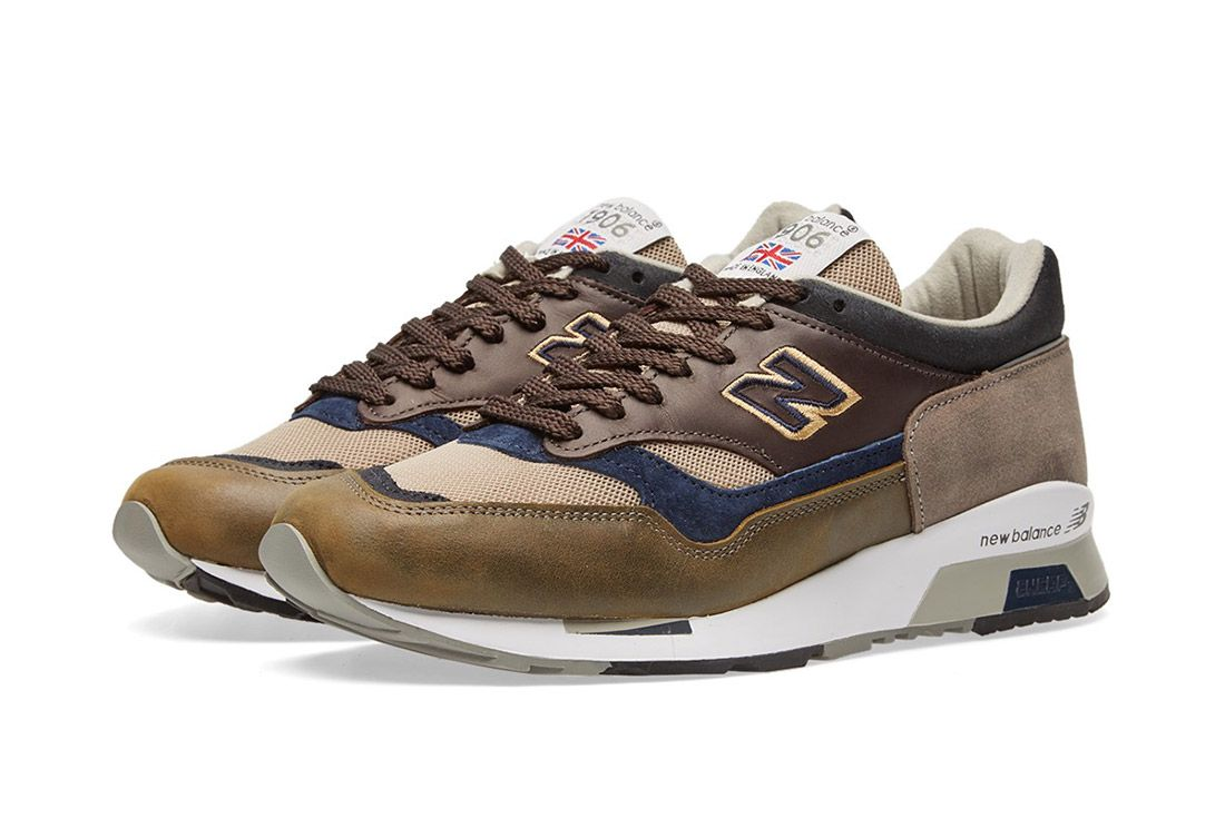 New Balance Made In England Surplus Pack Olive Tan 1500 1