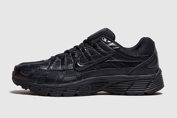 Nike P6000 Triple Black