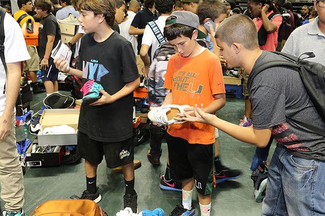 Sneaker Con Miami 201314