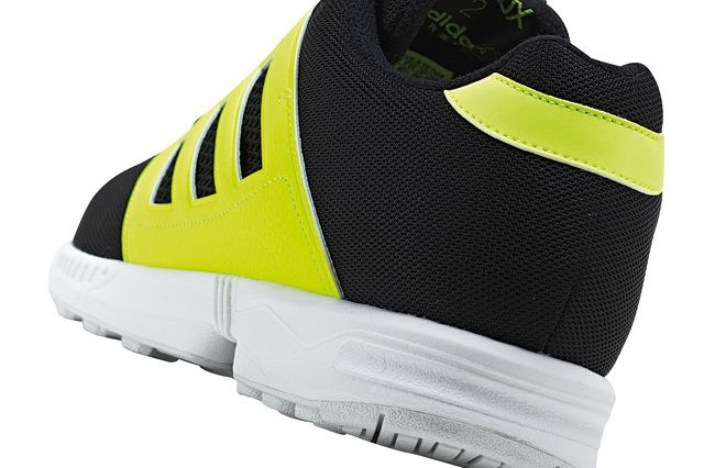 Adidas Originals Zx Flux 2 0 Tonal Neon 5