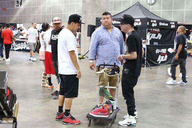 Sneaker Con La Recap 53