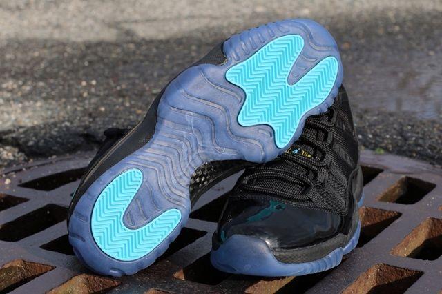 Air Jordan 11 Gamma Blue 14