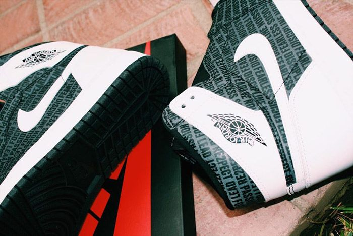 Air Jordan 1 Sneaker Freaker Release 2