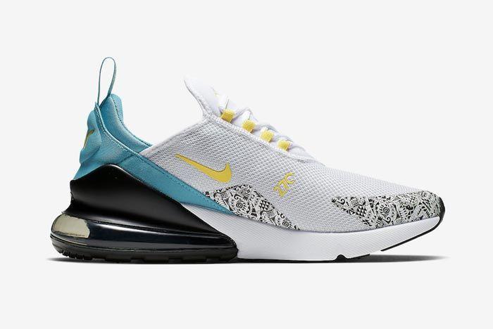 Nike Air Max 270 N7 Medial
