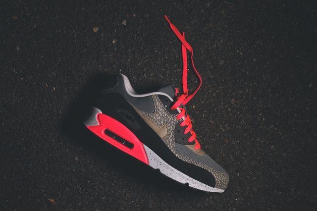 Nike Air Max 90 Holiday Prm Safari 6