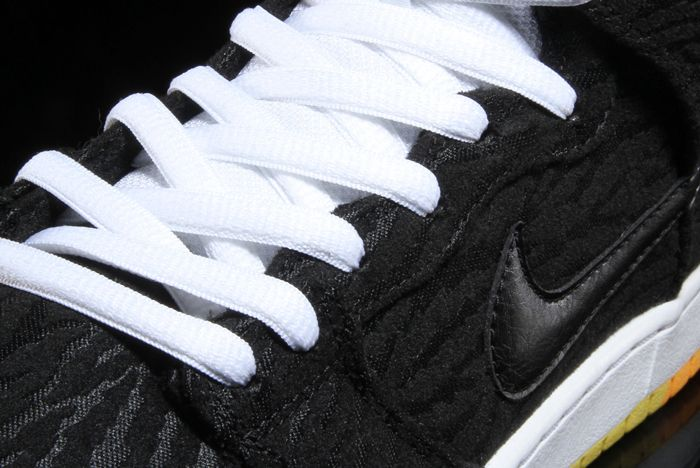 Nike Sb Dunk High Skunk 4