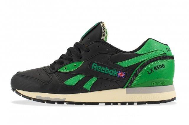 Reebok Lx 8500 Green Paperwhite 3