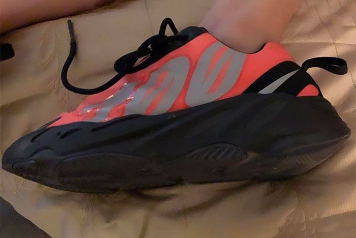 Yeezy 700 Vx Pink Colourway Leak