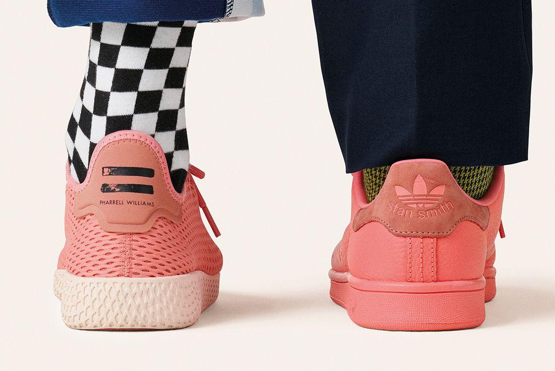 Pharrell Stan Smith Adidas Collection 27