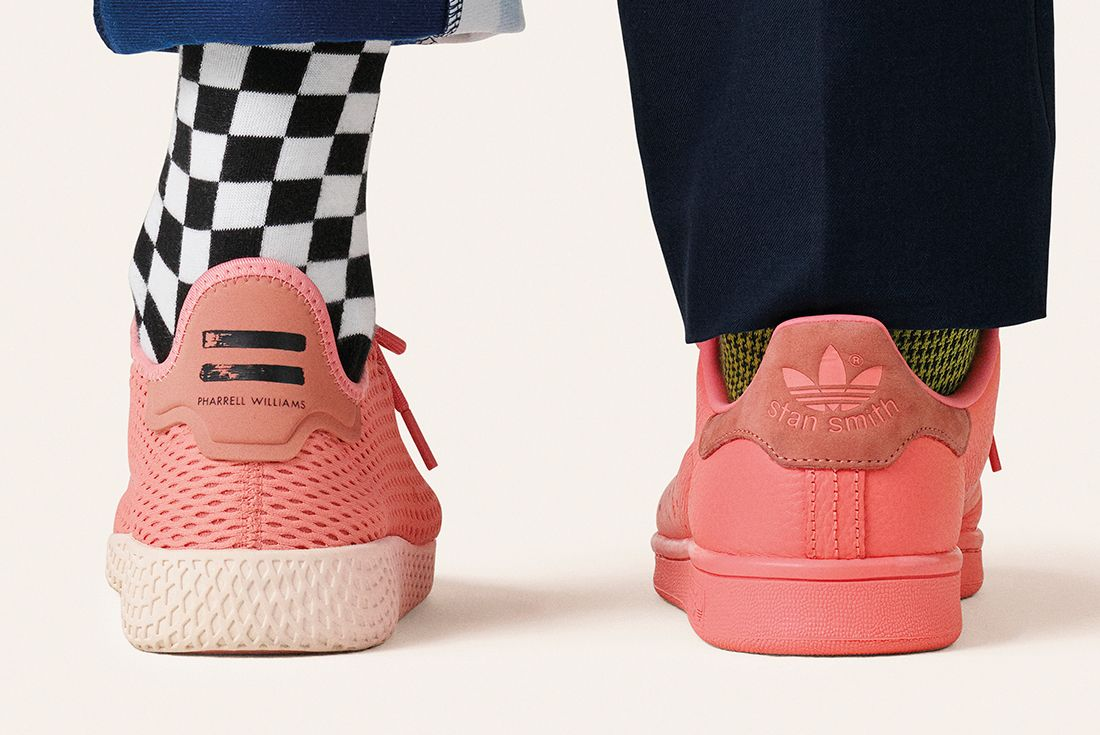 Pharrell Stan Smith Adidas Collection 27