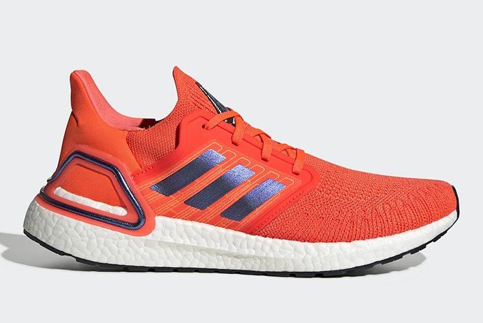 Adidas International Space Station Ultraboost Orange Right