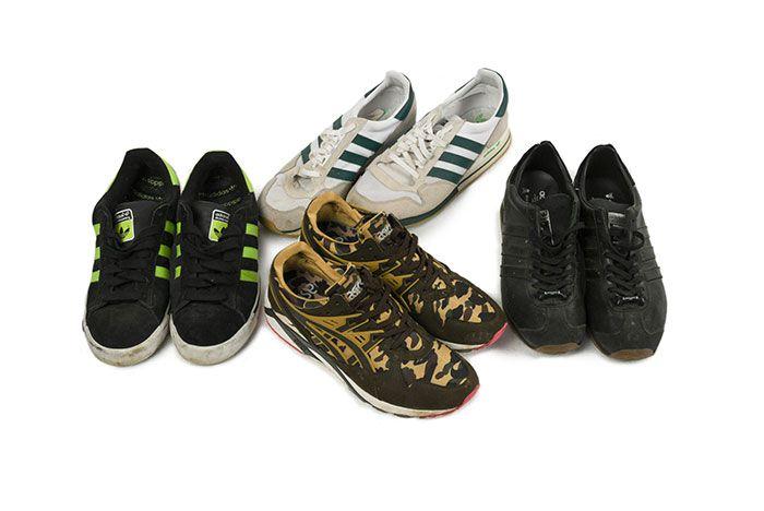 Keith Flint Sneaker Auction 1