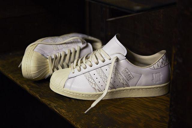 Undefeated Adidas Consortium Superstar 10Th Anniversary 1
