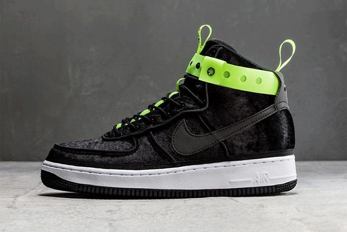 Magic Stick Nike Air Force 1 High Vip Velvet 1