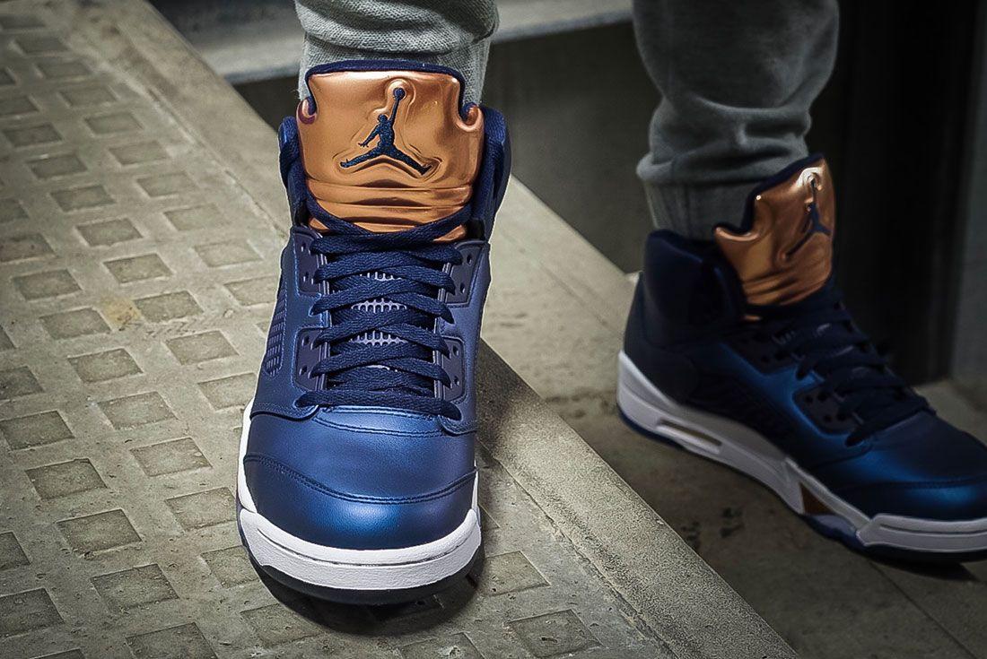 Air Jordan 5 Bronze 11
