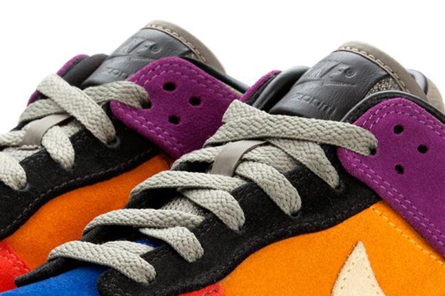 Nike Dunk Low Viotech Laces 1