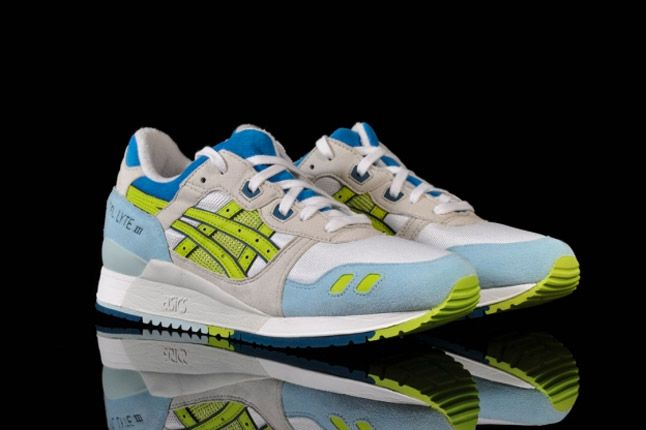 Asics Lady Gel Lyte Iii Pair 1