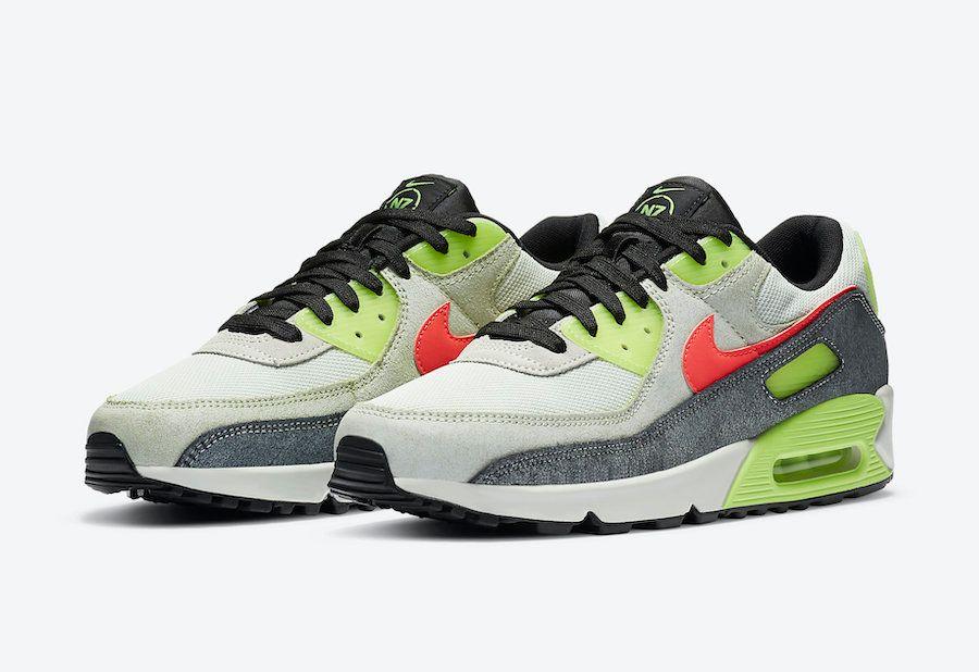 Nike Air Max 90 N7 Angled
