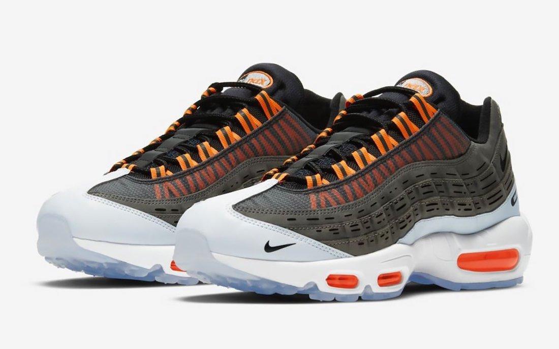 Peek at the Kim Jones x Nike Air Max 95 Leak - Sneaker Freaker