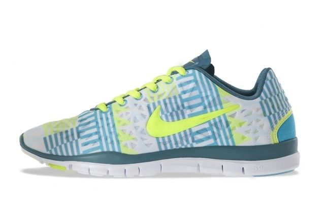 Nike Free Tr Fit Summit White