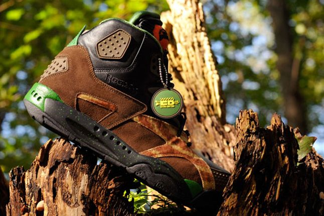 Extra Butter Reebok Pump Oxt Sheriff Detailed Images 5 1