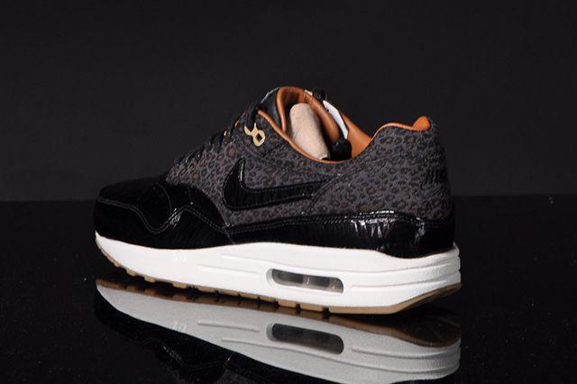 Nike Air Max 1 Fb Woven Black Leopard 2