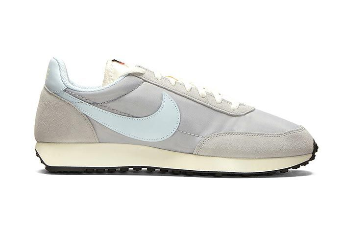 Nike Air Tailwind 79 Wolf Grey Antartica Medial Side Shot