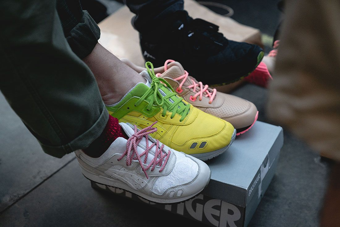 Footpatrol London Tiger Snake Launch Mains6