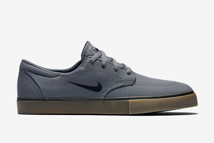 Nike SB Clutch (Dark Grey/Gum) - Sneaker Freaker