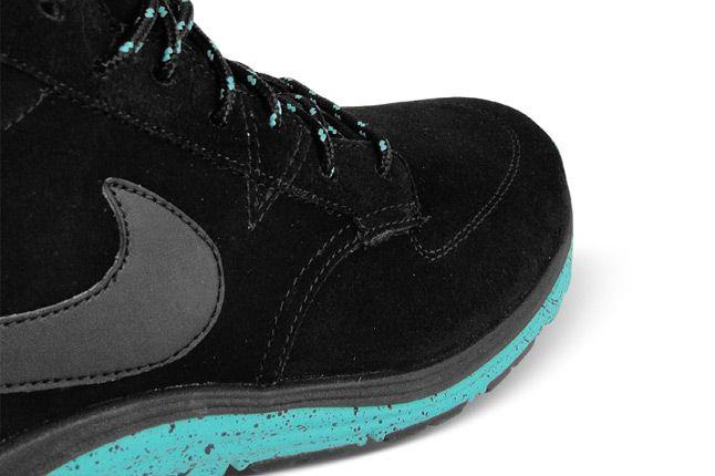 Stussy X Nike Lunar Braata Mid Oms Quater Toe 1