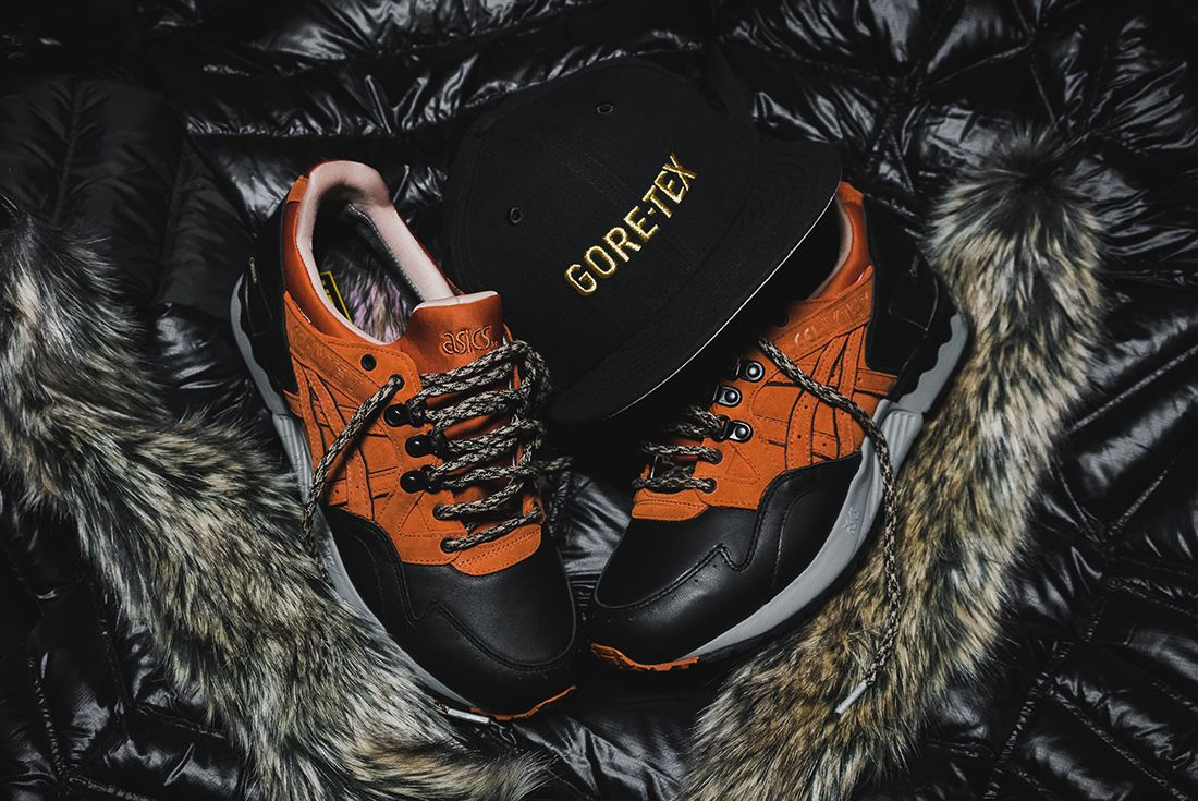 Packer Shoes X Asics Gel Lyte V Scary Cold14